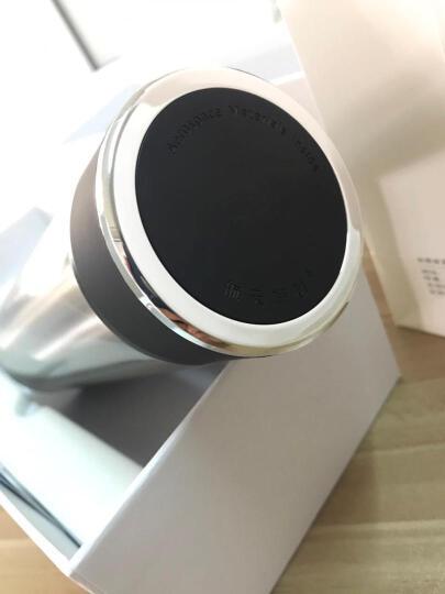 富光(FUGUANG) 富光智能水杯温控商务男不锈钢真空保温杯便携女办公杯55度降温杯 FGL3607酒红320ML 晒单图