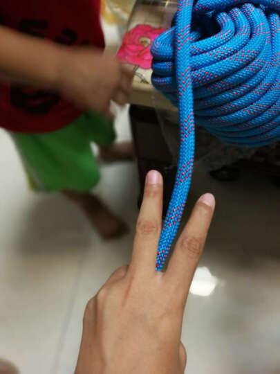 户外登山绳攀岩绳静力绳子 安全扣(单拍不发) 晒单图