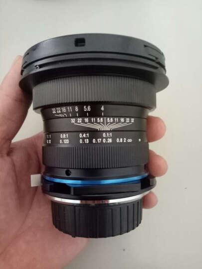 老蛙(LAOWA)超广角微距镜头 15mm F4 单反微单镜头 全画幅 手动定焦移轴镜头 索尼E口 狂人808 晒单图