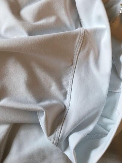 依琦莲(yiqilian) 白色瑜伽服女套装春夏款吊带背心锦纶健身服 S29+13033+13032白色三件套 L 晒单图