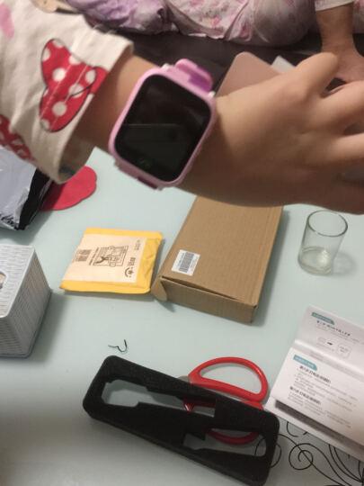 联语(LIANYU) 【信号增强版】联语好奔系列智能手表儿童智能电话手表手机防水定位电话插卡学生 公主粉升级版(生活防水+信号增强+文具铁盒包装) 晒单图