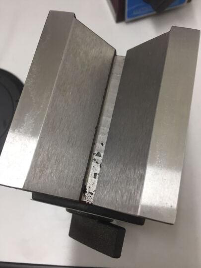 大飞磁性V型块 磁力座 磁性三角台V型90度 V型台磁铁/线切割磁铁 12K-V型磁台 12KA 晒单图