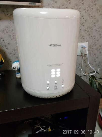 德尔玛(Deerma)加湿器 4L大容量 上加水智能恒湿 静音迷你办公室卧室家用香薰加湿 DEM-ST900S(象牙白) 晒单图