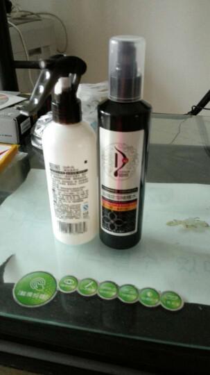 迪彩(Decolor) 加强定型啫喱水250g*1瓶+整发营养水250g*1瓶清爽保湿 晒单图