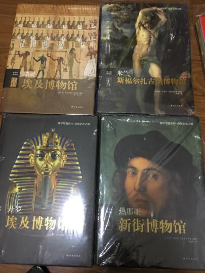 伟大的博物馆:文艺复兴与埃及之美(京东定制套装全四册) 晒单图