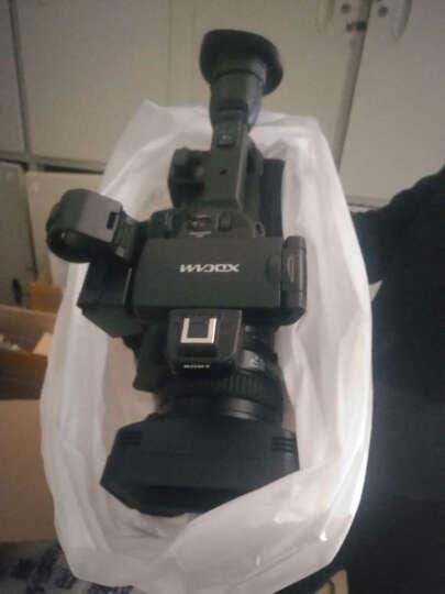 索尼(SONY)PXW-X280 手持式存储卡摄录一体机 3CMOS 新闻采访/纪录片制作/电视台推荐型号 晒单图
