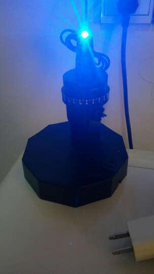 大人科学浪漫星空投影灯 生日礼物星空灯 创意礼品新奇送女友男友送同学新年礼物送朋友 升级LED加亮版蓝色 晒单图