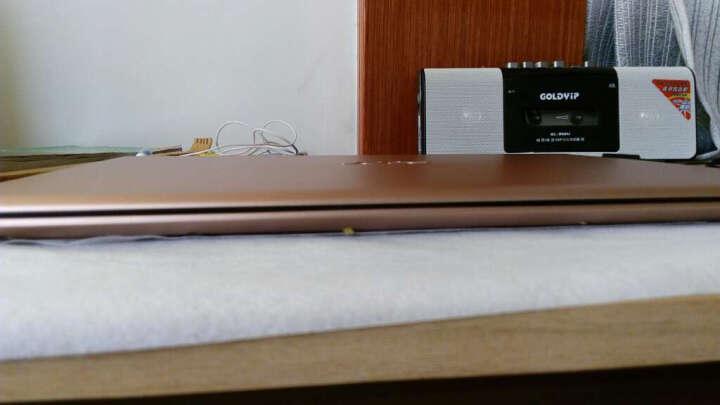 宏碁(Acer)蜂鸟Swift1全金属超轻薄本 13.3英寸笔记本电脑SF113(N3350 4G 128G SSD IPS 蓝牙 指纹)樱粉金 晒单图