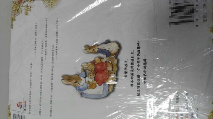 小兔彼得和他的朋友全集(英文原版 彩色典藏版) 晒单图
