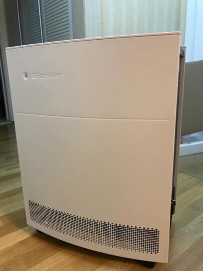 布鲁雅尔Blueair空气净化器603 瑞典原产家用办公室内静音 去除甲醛 除菌 除雾霾 除PM2.5 除烟 除尘 晒单图
