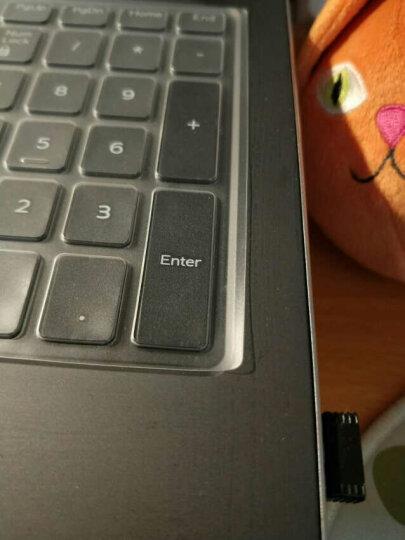戴尔新灵越15键盘膜 游匣G3/G5/G7电脑新游匣15/灵越5000/VOSTRO15/笔记本 粉色爱心小熊款 晒单图