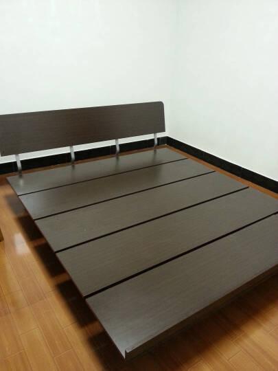 择木宜居 储物床头柜 边几 收纳柜 乳白色 两个床头柜 晒单图