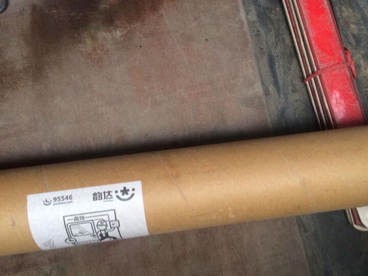 缔卡(dktie) 新欢乐狗可移除PVC走廊楼梯装饰创意踢脚线墙贴花贴纸贴画地脚线 欢迎来我家 大 晒单图