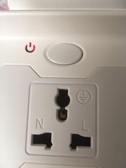 BIAZE 苹果充电器 充电插排 智能双口USB充电插排 苹果iphone6手机平板等通用 M12 晒单图