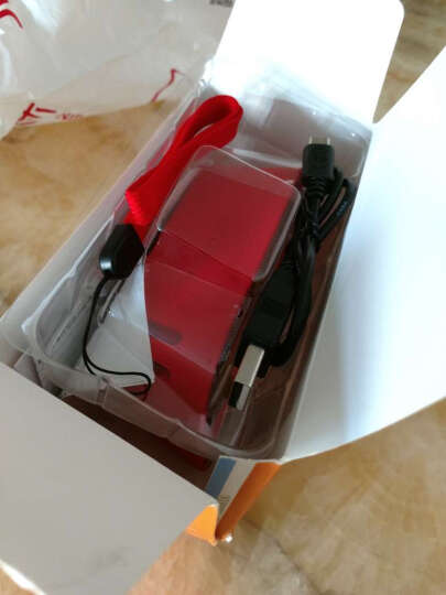 飞利浦(PHILIPS)BT110A 音乐魔盒 蓝牙音箱 防水便携迷你音响 手机/电脑外响 低音炮 户外运动 免提通话 蓝色 晒单图