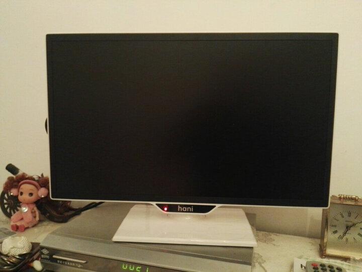 hani 哈呢 15/17/24/32英寸普通/智能/曲面(可选)液晶电视机 49英寸普通款+挂架 晒单图