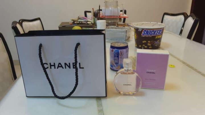 香奈儿(Chanel)【618提前购】香水邂逅系列/粉邂逅/绿邂逅/嘉柏丽尔女士香水淡香浓香 嘉柏丽尔(17年新款)EDP 100ML 晒单图