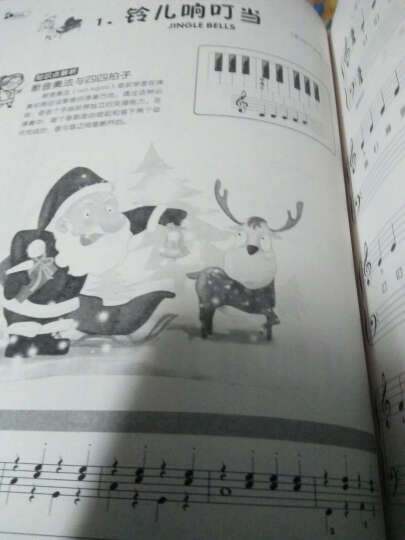 新版 150首儿歌钢琴谱教程 儿童钢琴入门教材 五线谱简谱曲谱教学