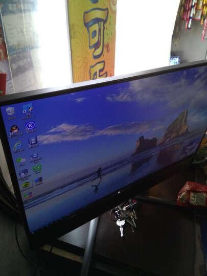 联想(Lenovo) AIO 520-24 23.8英寸商用办公家用游戏致美一体机电脑 AIO520银色A9-9420/4G/1T/独显 晒单图
