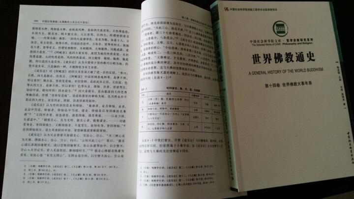 世界佛教通史·第九卷:日本佛教 从佛教传入至公元20世纪 晒单图