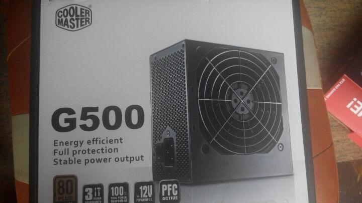 酷冷至尊(CoolerMaster)Z70(暗黑) CPU散热器(多平台/风冷/静音风扇/液压轴承/附带硅脂) 晒单图