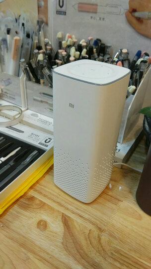 小米(MI)小米AI音箱小爱语音遥控wifi人工智能音响 小米AI音箱  小爱同学 白色 现货速发 晒单图