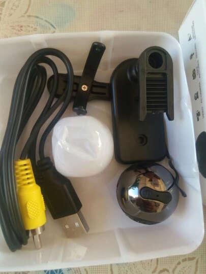 行车记录仪高清微型摄像机迷你隐形摄像头监控防盗非针孔无线摄像头 超清款标配不带内存卡 晒单图