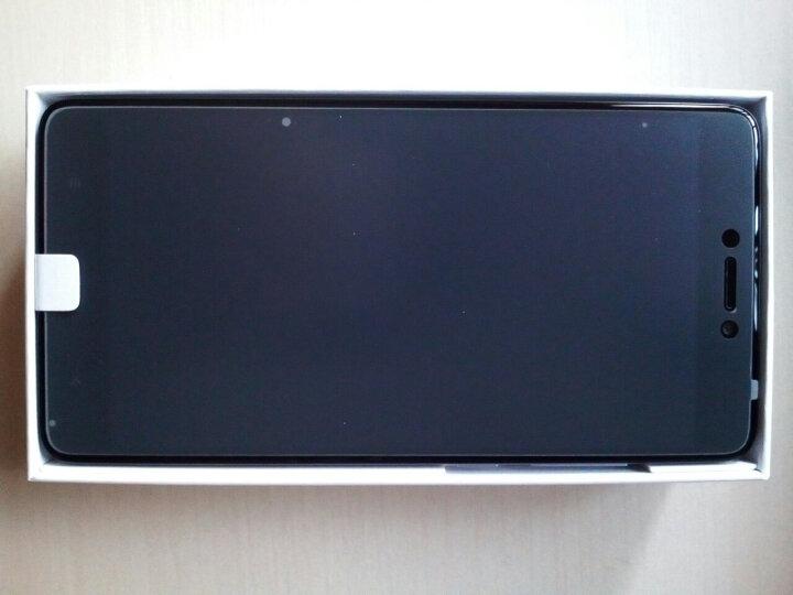 小米 红米Note4X 全网通版 4GB+64GB 磨砂黑 移动联通电信4G手机 晒单图