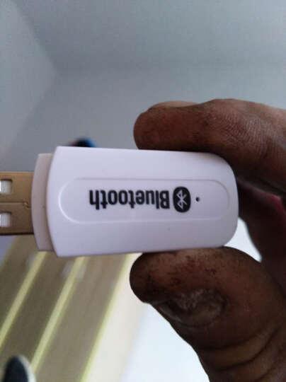 wisebrave 蓝牙4.0 立体声音频蓝牙接收器 音响转无线音箱 音乐接收转换器 白色 晒单图
