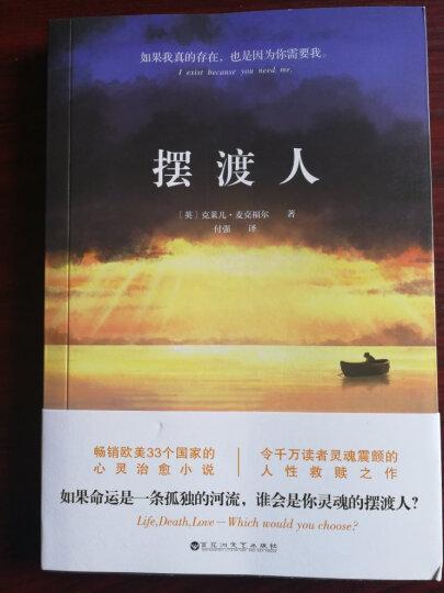 追风筝的人+摆渡人(套装共2册) 晒单图