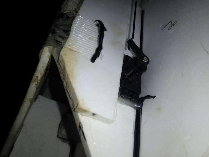 千水星 MG90S舵机 DIY开元硬件 金属齿轮舵机 直斜盘 14g微型数字小舵机 DIY飞机模型 1个 晒单图