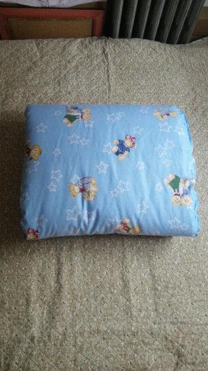 当当爱 幼儿园午睡儿童棉被带拉链可拆卸组合款被套+被子110*150cm尺寸 五彩小汽车 被套+3斤棉花被芯 晒单图