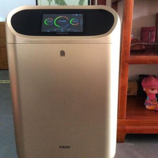 亚都(YADU)空气净化器家用除甲醛雾霾烟尘PM2.5 杀菌强化版 加湿wifi静音KJF3688 晒单图