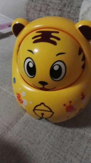 美致 婴儿玩具 宝宝早教益智不倒翁玩具0-1-3岁 小老虎 晒单图