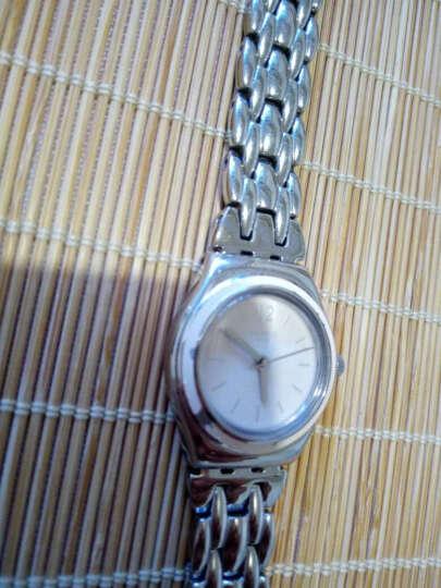 斯沃琪(Swatch)手表 金属淑女时尚系列 石英女表 伯爵夫人YLS713G 晒单图