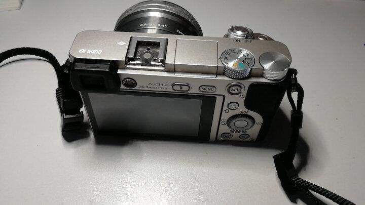 索尼(SONY)Alpha 6000 APS-C微单数码相机 标准套装 白色(SELP1650镜头 ILCE-6000L/A6000L/α6000) 晒单图