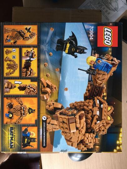 乐高 玩具 蝙蝠侠大电影 Batman Movie 8岁-14岁 泥面人的泥巴袭击 70904 积木LEGO 晒单图