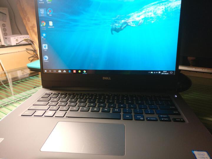戴尔DELL灵越燃7000 14.0英寸轻薄窄边框笔记本电脑(i5-7200U 8G 256GSSD FHD)银 晒单图