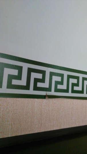 米基卡罗 中国风墙贴画自粘踢脚线腰线墙壁玻璃贴纸客厅卧室厨房装饰品 AY9027(中式风格) 发1套 晒单图