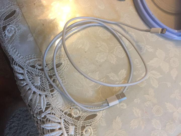 网易严选 网易智造苹果快充数据线充电线适用于苹果设备通用MFI认证 iPhone充电线 0.15米 晒单图