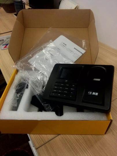 科密(COMET)E1免软件彩屏指纹考勤机打卡机卡钟 晒单图