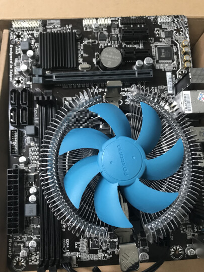 技嘉(GIGABYTE) H61M-DS2主板 (Intel H61/LGA 1155) 晒单图