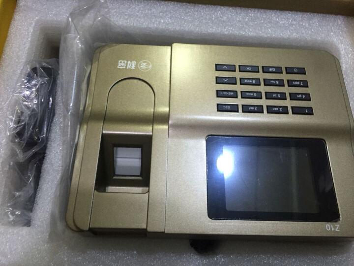 科密(COMET)Z10免软件彩屏指纹考勤机打卡机卡钟 晒单图