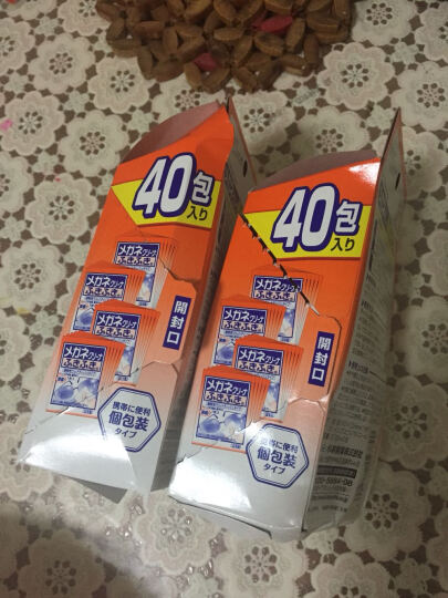 小林制药(KOBAYASHI) 日本小林制药 眼镜手机相机镜头除菌擦镜布擦镜纸湿巾 40枚/盒 晒单图