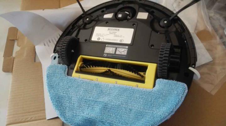 科沃斯(Ecovacs)地宝魔戒(CEN550)扫地机器人家用吸尘器全自动智能拖地机 晒单图