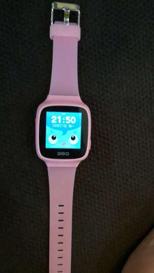 360儿童手表 彩色触屏版 防丢防水GPS定位 360儿童卫士 360儿童手表 SE 2 Plus W605 智能问答手表 珊瑚粉 晒单图