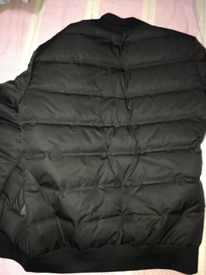 梵太(FANTAI)羽绒服男士连帽中青年保暖冬季可拆卸毛领外套上衣 8811/墨绿 L/175 晒单图