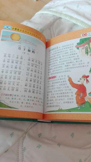 青苹果精品学辅:图解小学生必备唐诗宋词赏析词典(彩图版) 晒单图