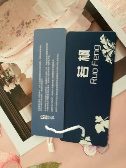若枫品牌全棉四件套韩版纯棉绣花被套被罩床单床上用品套件 卡洛琳 1.8/2.0米床单款(被套220*240cm) 晒单图