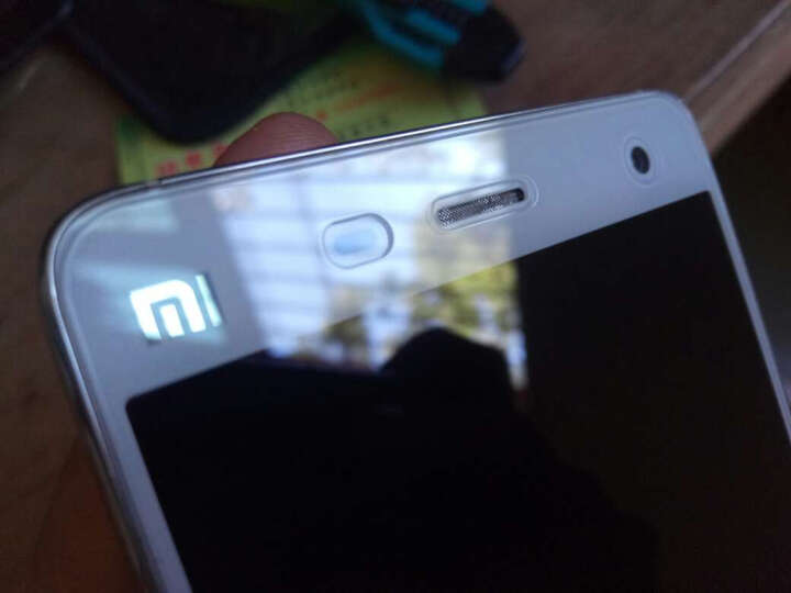 优加 小米红米4X钢化膜 全屏覆盖钢化膜 高清防爆手机保护贴膜 黑色 晒单图